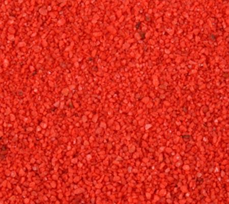 Silice pigmentada en color