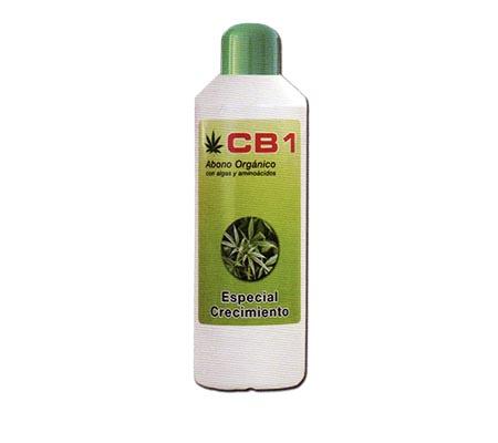 Bioestimulante CB1 Crecimiento 1L (especial cannabis)
